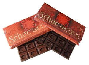 Schoc chocolate from Jumping Tangents online gift store