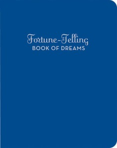 The fortune-telling book of dreams from Jumping Tangents online gift shop NZ