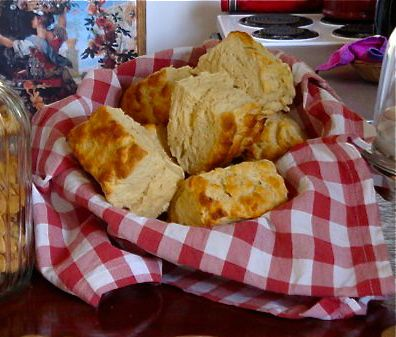 perfect and easy scones from the jumping tangents little brown house