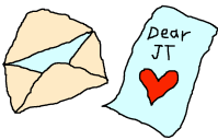 get jt love in your inbox