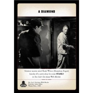 Gangster speak flashcards 30 movie flash cards from Jumping Tangents online store NZ