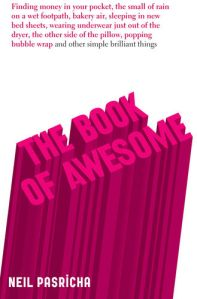 The Book of Awesome from Jumping Tangents online gift and book shop New Zealand