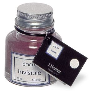 Invisible ink from Jumping Tangents online stationery and gift shop NZ