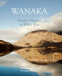 Wanaka: Earth to Heaven at Whare Kea from Jumping Tangents little brown house online book and gift store